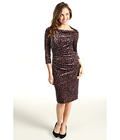 Tahari by ASL - Jerri Velvet Dress