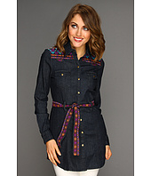Stetson - Stretch Denim Blouse
