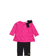 Juicy Couture Kids - Swing Top w/ Button Legging Set (Infant)
