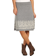 Stetson - Heather Grey A Line Skirt
