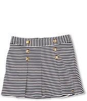 Juicy Couture Kids - Stripe Ponte Fashion Skirt (Toddler/Little Kids/Big Kids)