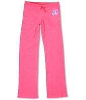 Juicy Couture Kids - Merci Juicy Micro Terry Original Leg Pant (Little Kids/Big Kids)