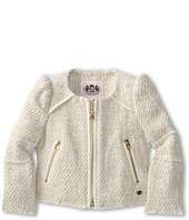 Juicy Couture Kids - Classic Textured Jacket (Toddler/Little Kids/Big Kids)