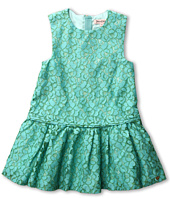 Juicy Couture Kids - Two Tone Lace Dress (Toddler/Little Kids/Big Kids)