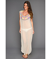 Mara Hoffman - Beaded Chiffon Dashiki