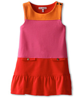Juicy Couture Kids - Ponte Colorblock Dress (Toddler/Little Kids/Big Kids)