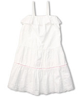 Juicy Couture Kids - Eyelet Midi Dress (Toddler/Little Kids/Big Kids)