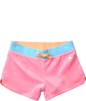 Juicy Couture Kids - Color Block Velour Short (Toddler/Little Kids/Big Kids)