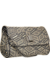 Badgley Mischka - Lise Geometric Flap