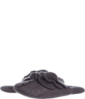 Anne Klein - Cashmere Ruffle Mule Indoor Slipper