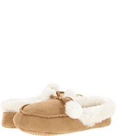 Anne Klein - Faux Fur Mocassin Indoor Slipper