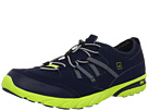 Sperry Top-Sider - Shock Light w/ASV (Navy/Green)