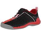 Sperry Top-Sider - SeaRacer + GripX3 (Black/Red) - Footwear