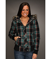 Fox - Back Country Plaid Bomber