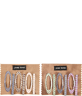 Jane Tran - Pastel Flower Clip Bobby Pin Set