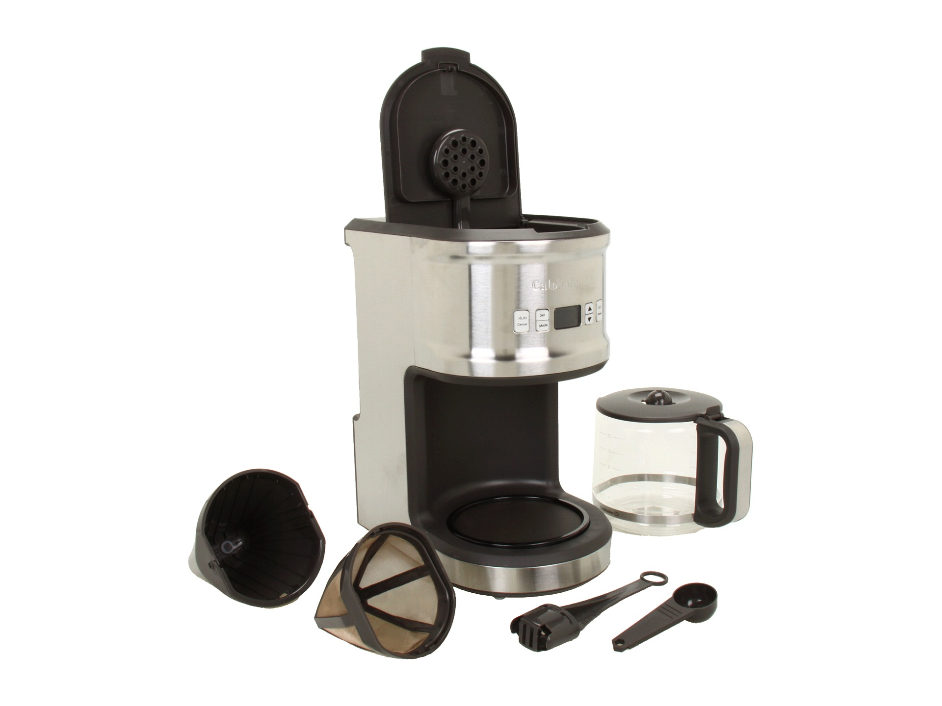 Calphalon Quick Brew Coffee Maker : Calphalon 1838803 Quick Brew 12 Cup Coffee Maker Shipped Free at Zappos