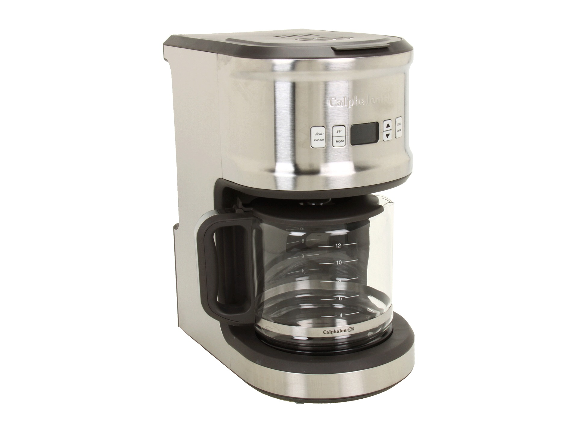 Calphalon 1838803 Quick Brew 12 Cup Coffee Maker Shipped Free at Zappos