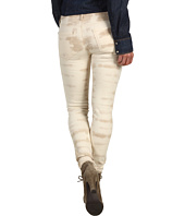 Genetic Denim - The Raquel Mid-Rise Crop Cigarette in Summer Dusk Cloud Dye