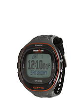 Timex - Ironman® Full Size Run Trainer GPS Speed + Distance HRM Watch