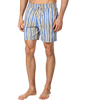 Jack Spade - Grannis Multi-Stripe Swim Trunks