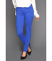 AG Adriano Goldschmied - Stilt Cigarette Leg Stretch Sateen in Bright Blue