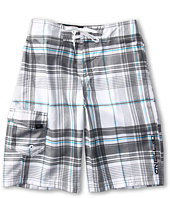 O'Neill Kids - Santa Cruz Plaid Boardshort (Big Kids)
