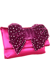 Betsey Johnson - Diamond Bow Clutch