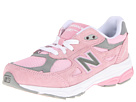 New Balance Kids KJ990V3 Little Kid Pink, Grey Shoes