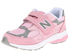 New Balance Kids KV990V3 Little Kid Pink, Grey Shoes