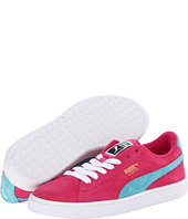 Puma Kids - Suede Jr Girls (Little Kid/Big Kid)