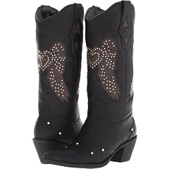 Roper - Crystal Winged Heart Boot