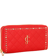 Juicy Couture - Zip Wallet Leather