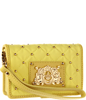 Juicy Couture - Tech Upscale Quilted Nylon Wristlet
