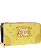 Juicy Couture - Zip Wallet Upscale Quilted Nylon
