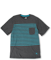 Rip Curl Kids - Stubbie Crew Neck S/S Tee (Big Kids)