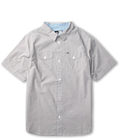 Rip Curl Kids - Checked In S/S Woven (Big Kids)