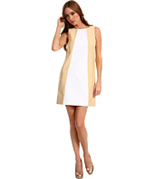 Tibi - Amelie Seamed Shift Dress