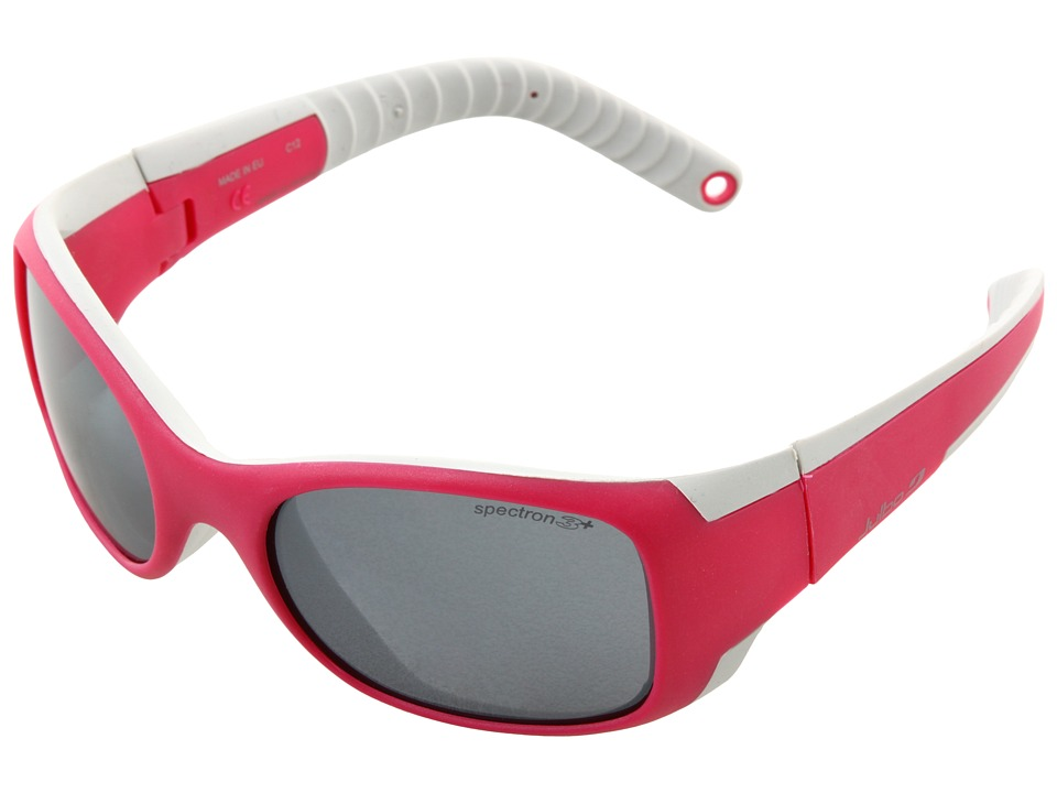 Julbo Eyewear Booba Little Kids Fuchsia/Grey Athletic Performance Sport Sunglasses