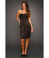 Jessica Simpson - Strapless Tuck Dress