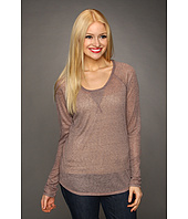 Free People - Ball Park Raglan Top