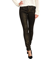 Free People - Animal Foil Print Skinny Jean
