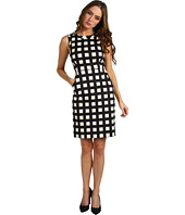 Kate Spade New York - Checkered Lorelei Dress
