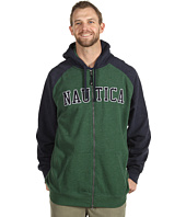 Nautica Big & Tall - Big & Tall CVC Full Zip Hoodie