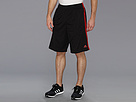 adidas - Triple Up 2.0 Short (Black/Light Scarlet)