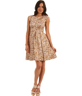Kate Spade New York - Natural Tromp L'oeil Mariella Dress