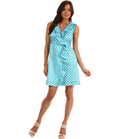 Kate Spade New York - Gingham Aubrey Wrap Dress