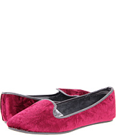 Betsey Johnson - Velvet Smoking Indoor Slipper