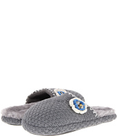 Steve Madden - Womens' Solid Scuff Indoor Slipper