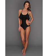 Roxy - Surf Essentials Ruffle Monokini
