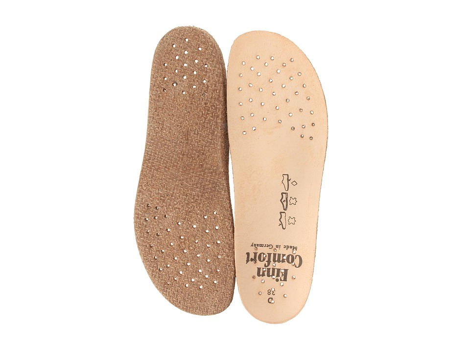 Finn Comfort Classic Wedge Insole (N/A) Women's Insoles Accessories Shoes